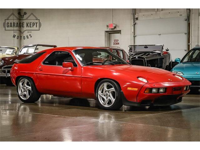 1985 Porsche 928 (CC-1528502) for sale in Grand Rapids, Michigan