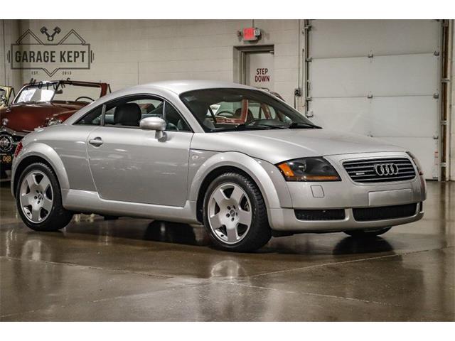 2001 Audi TT (CC-1528510) for sale in Grand Rapids, Michigan
