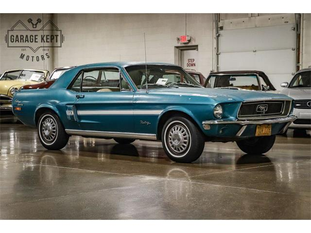 1968 Ford Mustang (CC-1528517) for sale in Grand Rapids, Michigan