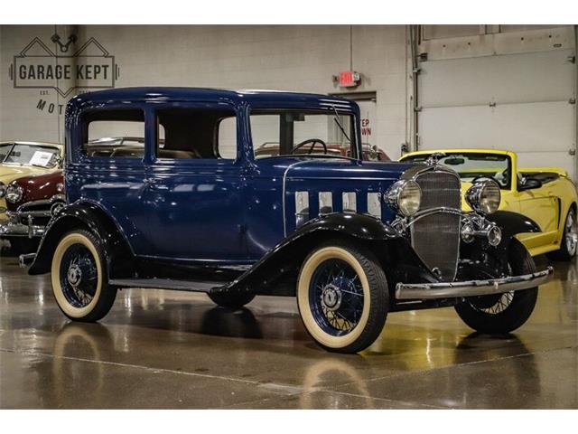 1932 Chevrolet Confederate (CC-1528518) for sale in Grand Rapids, Michigan