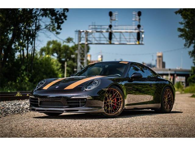 2014 Porsche 911 (CC-1528520) for sale in Grand Rapids, Michigan