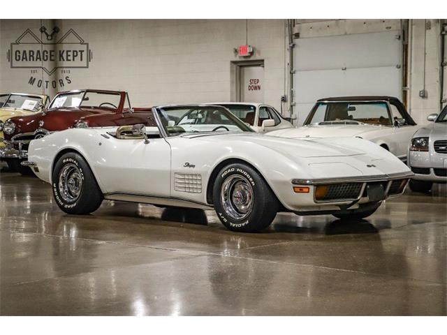 1972 Chevrolet Corvette (CC-1528522) for sale in Grand Rapids, Michigan