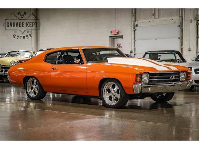 1971 Chevrolet Chevelle (CC-1528523) for sale in Grand Rapids, Michigan
