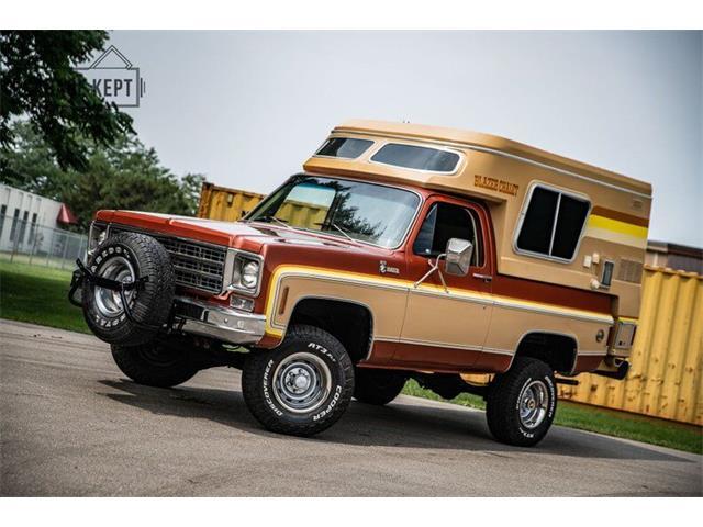 1977 Chevrolet Blazer (CC-1528525) for sale in Grand Rapids, Michigan