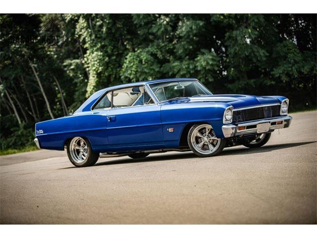 1966 Chevrolet Nova (CC-1528531) for sale in Grand Rapids, Michigan