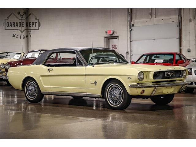 1966 Ford Mustang (CC-1528533) for sale in Grand Rapids, Michigan