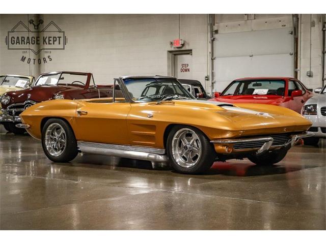 1964 Chevrolet Corvette (CC-1528535) for sale in Grand Rapids, Michigan