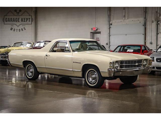 1971 Chevrolet El Camino (CC-1528537) for sale in Grand Rapids, Michigan