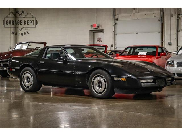 1985 Chevrolet Corvette (CC-1528538) for sale in Grand Rapids, Michigan