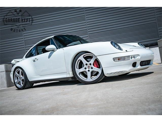1996 Porsche 911 (CC-1528540) for sale in Grand Rapids, Michigan