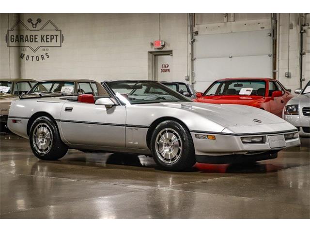 1986 Chevrolet Corvette (CC-1528546) for sale in Grand Rapids, Michigan