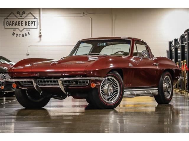 1966 Chevrolet Corvette (CC-1528547) for sale in Grand Rapids, Michigan
