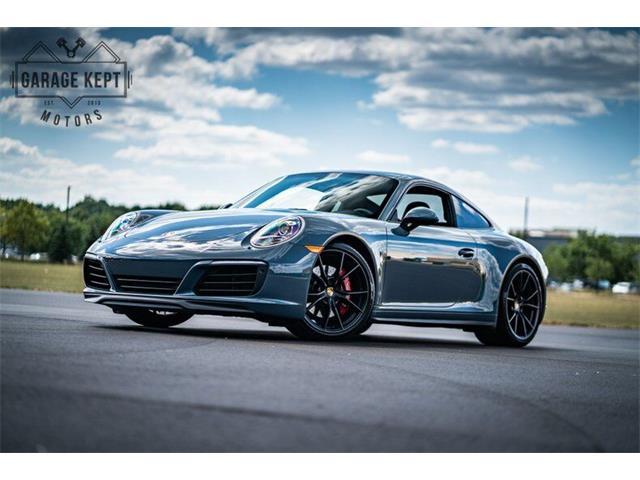 2017 Porsche 911 (CC-1528548) for sale in Grand Rapids, Michigan