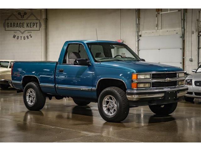1998 Chevrolet C/K 1500 (CC-1528553) for sale in Grand Rapids, Michigan