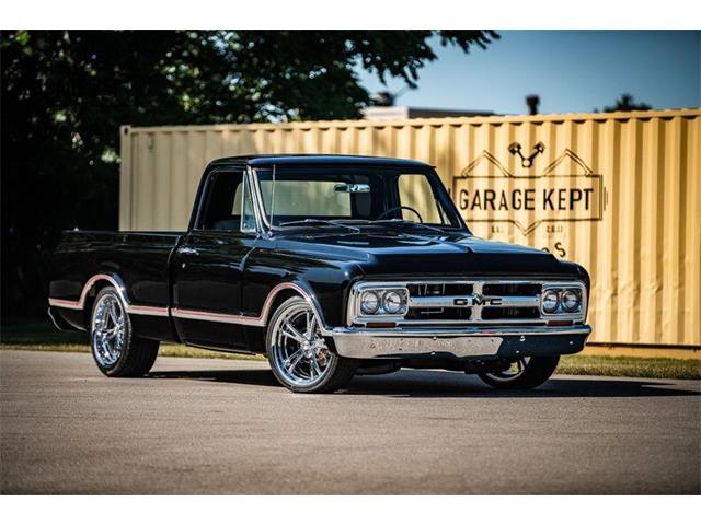 1967 GMC C/K 1500 (CC-1528557) for sale in Grand Rapids, Michigan