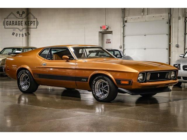 1973 Ford Mustang (CC-1528560) for sale in Grand Rapids, Michigan
