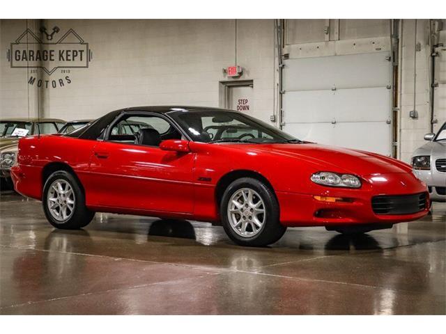 2002 Chevrolet Camaro (CC-1528561) for sale in Grand Rapids, Michigan