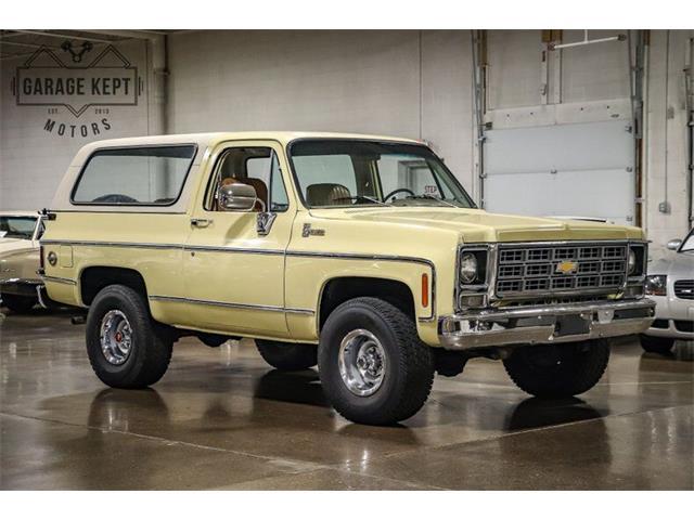 1979 Chevrolet Blazer (CC-1528564) for sale in Grand Rapids, Michigan