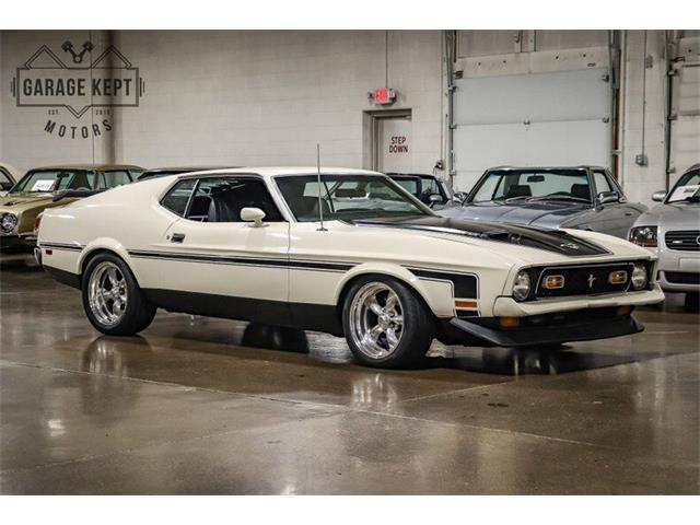 1971 Ford Mustang (CC-1528569) for sale in Grand Rapids, Michigan