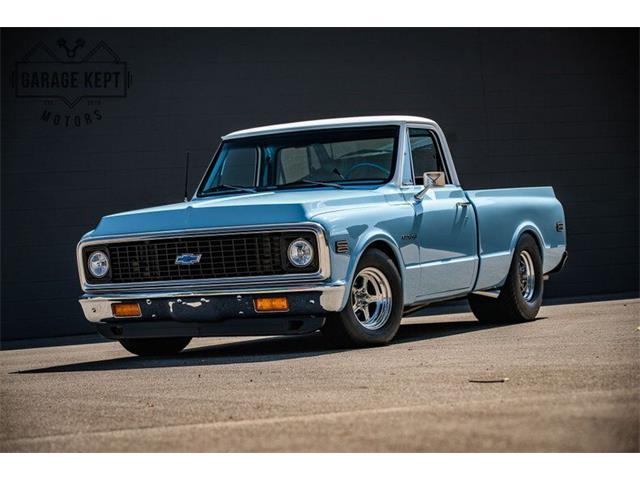 1972 Chevrolet C/K 10 (CC-1528570) for sale in Grand Rapids, Michigan