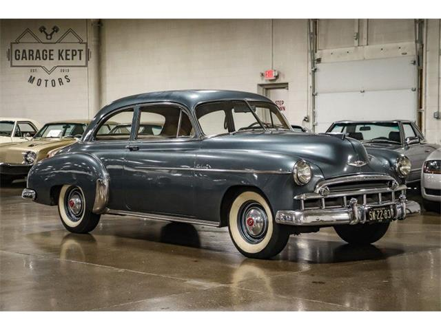 1949 Chevrolet Styleline (CC-1528571) for sale in Grand Rapids, Michigan