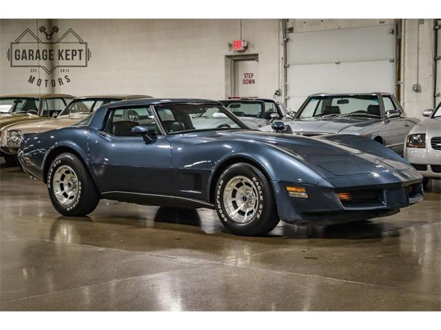 1980 Chevrolet Corvette (CC-1528573) for sale in Grand Rapids, Michigan