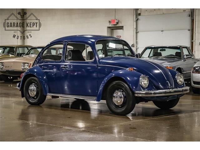 1968 Volkswagen Beetle (CC-1528574) for sale in Grand Rapids, Michigan