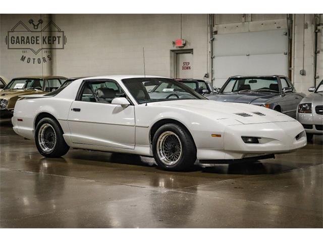 1991 Pontiac Firebird (CC-1528575) for sale in Grand Rapids, Michigan