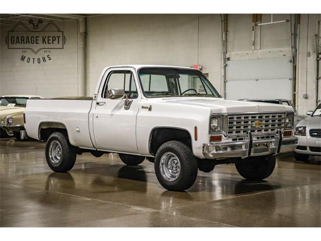 1976 Chevrolet C/K 10 (CC-1528581) for sale in Grand Rapids, Michigan