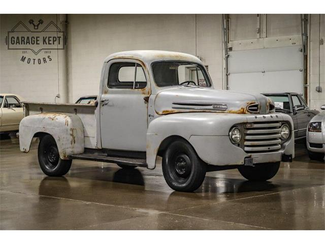 1949 Ford F1 (CC-1528587) for sale in Grand Rapids, Michigan