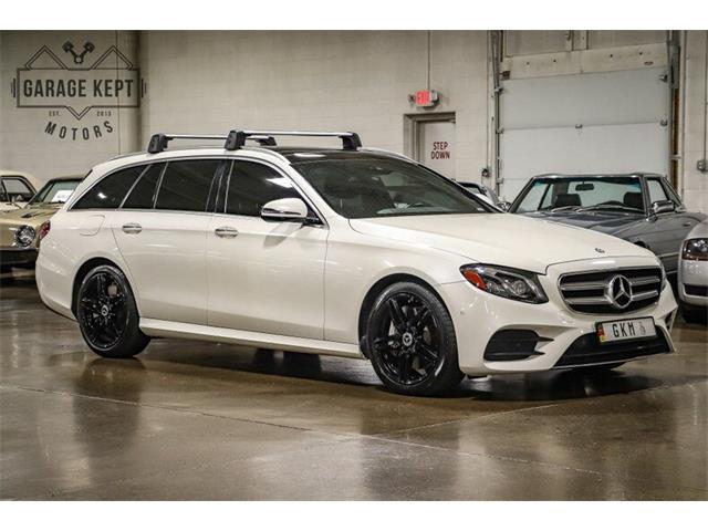 2017 Mercedes-Benz E-Class (CC-1528591) for sale in Grand Rapids, Michigan