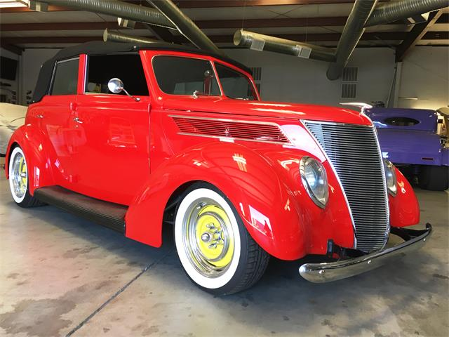1937 Ford Convertible (CC-1528594) for sale in Sacramento, California
