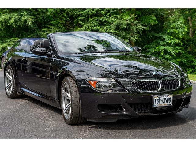 2007 BMW M6 (CC-1528596) for sale in East Northport, New York