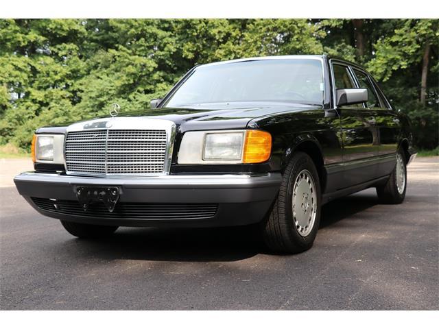 1989 Mercedes-Benz 300SE (CC-1528597) for sale in Louisville, Kentucky