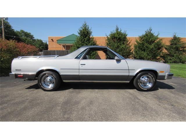 1986 Chevrolet El Camino (CC-1528598) for sale in MILFORD, Ohio