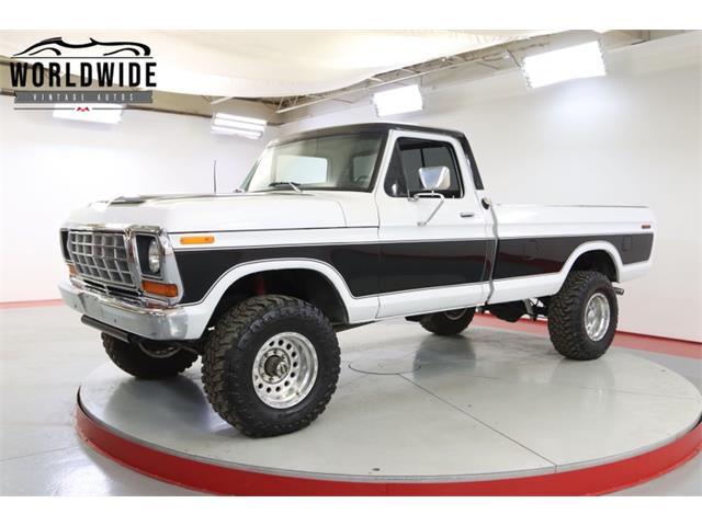 1975 Ford F250 (CC-1528619) for sale in Denver , Colorado
