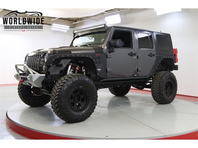 2014 Jeep Wrangler (CC-1528623) for sale in Denver , Colorado