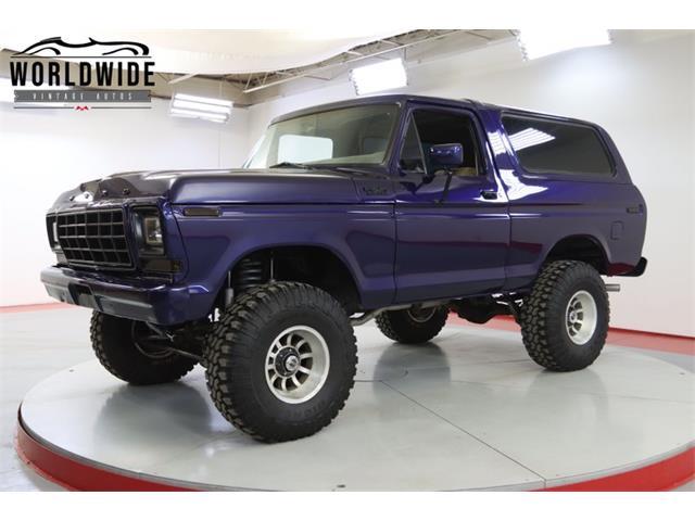 1979 Ford Bronco (CC-1528625) for sale in Denver , Colorado