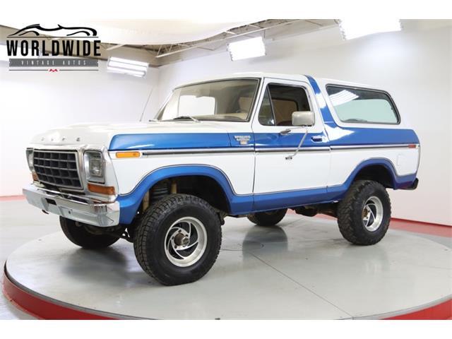 1978 Ford Bronco (CC-1528627) for sale in Denver , Colorado