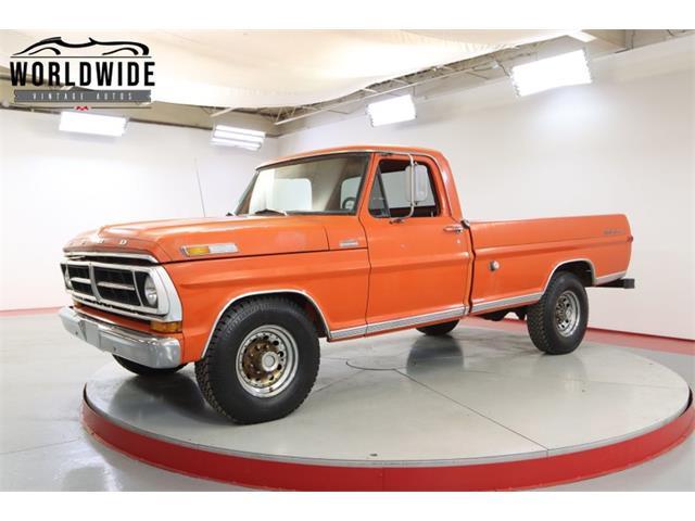 1971 Ford F250 (CC-1528628) for sale in Denver , Colorado