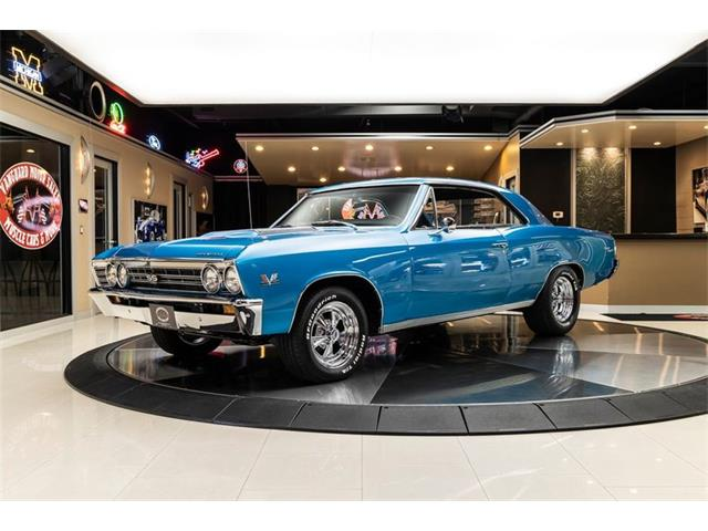 1967 Chevrolet Chevelle (CC-1528642) for sale in Plymouth, Michigan