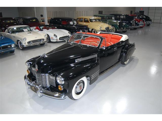 1941 Cadillac Series 62 (CC-1528649) for sale in Rogers, Minnesota
