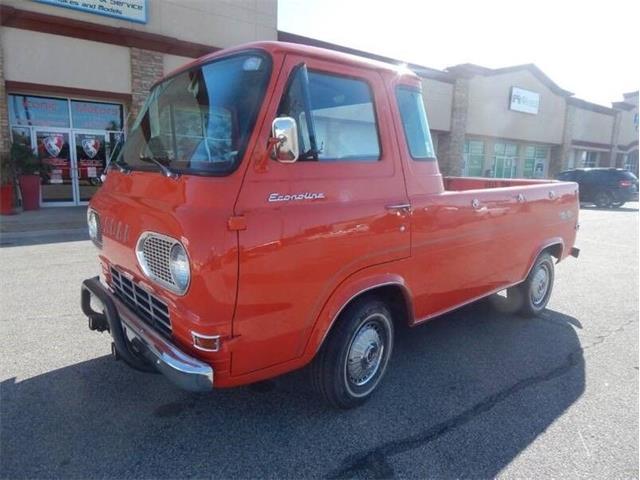 1967 Ford E100 (CC-1528650) for sale in Greensboro, North Carolina
