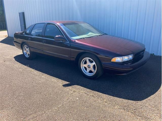 1996 Chevrolet Caprice (CC-1528653) for sale in Greensboro, North Carolina