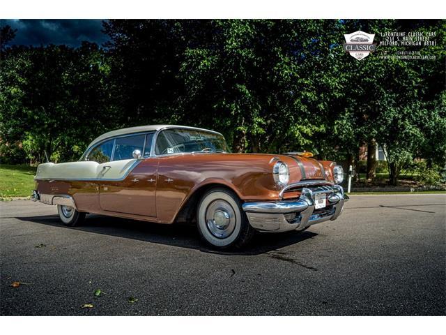 1955 Pontiac Star Chief (CC-1528655) for sale in Milford, Michigan