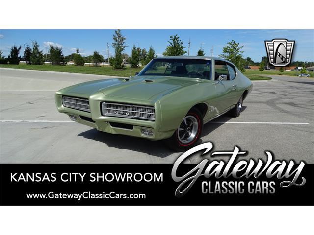 1969 Pontiac GTO (CC-1528657) for sale in O'Fallon, Illinois