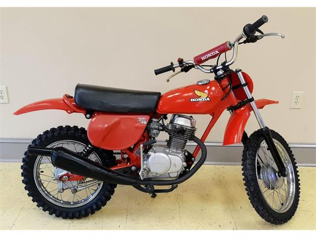 1977 Honda Dirt Bike (CC-1528659) for sale in Greensboro, North Carolina