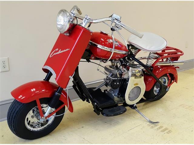 1950 Cushman Motorcycle (CC-1528664) for sale in Greensboro, North Carolina
