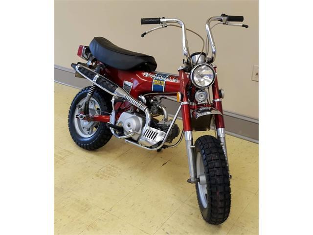 1972 Honda Dirt Bike (CC-1528668) for sale in Greensboro, North Carolina