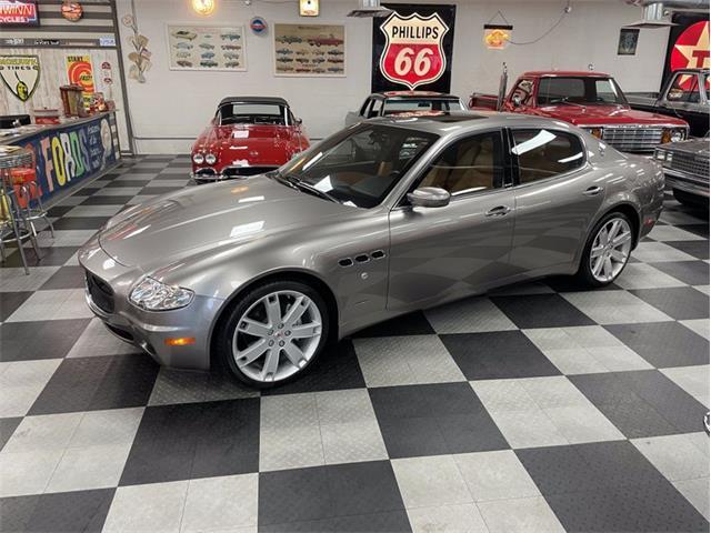 2007 Maserati Quattroporte (CC-1528669) for sale in Greensboro, North Carolina